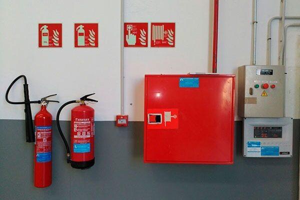 Reglamento de Instalaciones de Protección Contra Incendios. AIM inspección. Asturias